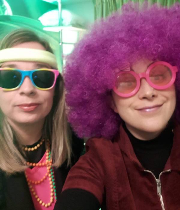 Carnaval de Granville 100% inside : l'expérience d'Angélique et Victorine