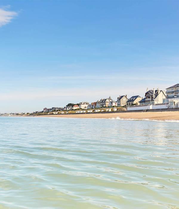 Pavillon bleu pour 6 plages de la Destination !