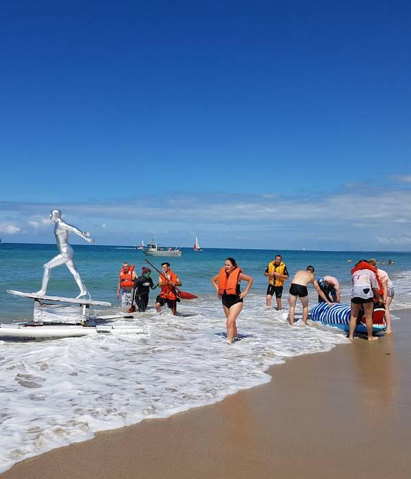 Objets Flottants Non Identifiés sur la Destination Granville Terre et Mer