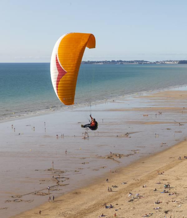 Parapente, parachute, ULM... Envoyez-vous en l'air !