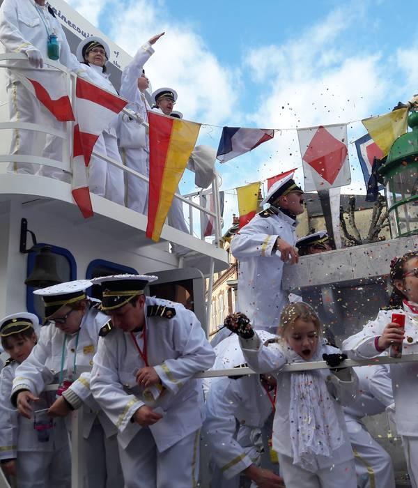 Carnaval de Granville 2017 : Retour en images #1