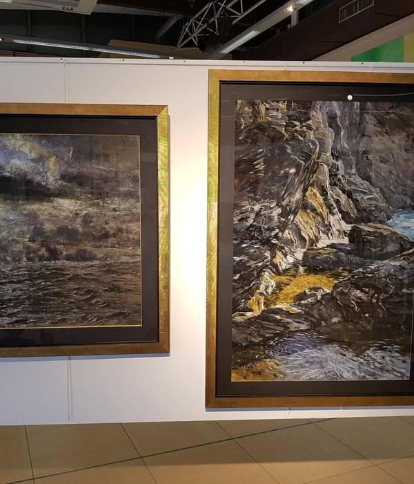 La Destination Granville Terre et Mer est  Art'tractive