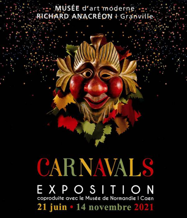 Carnavals, l'exposition