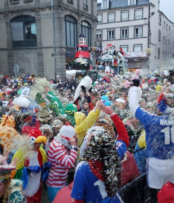 carnaval sorties