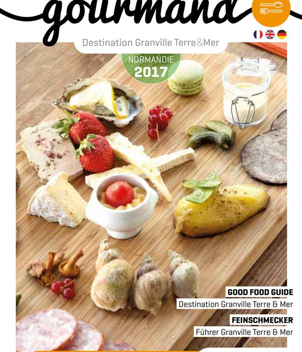 Guide Gourmand 2017