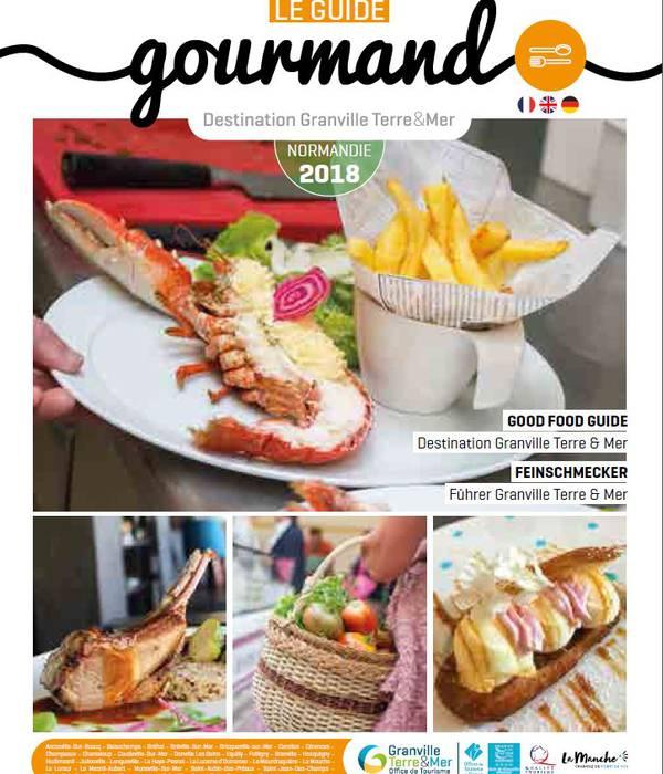 Guide Gourmand 2018