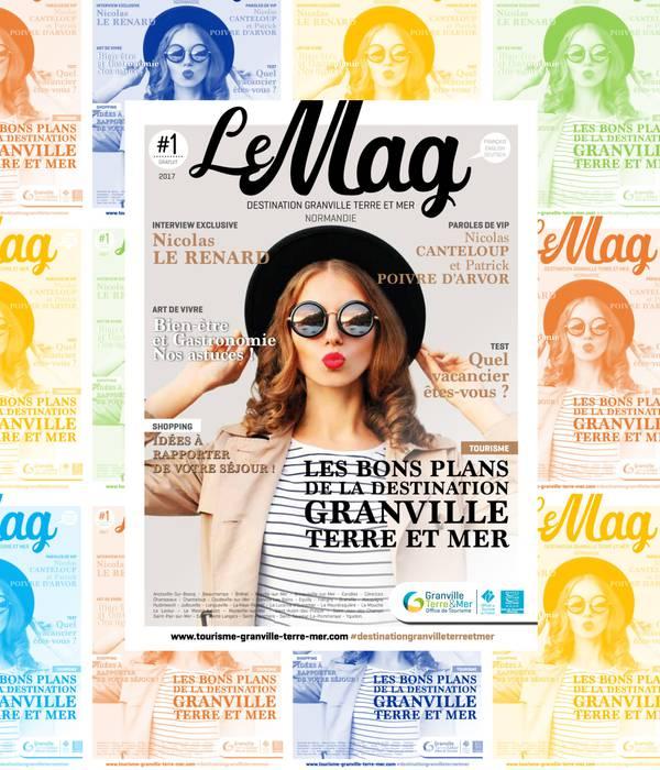 Magazine de Destination Granville Terre et Mer