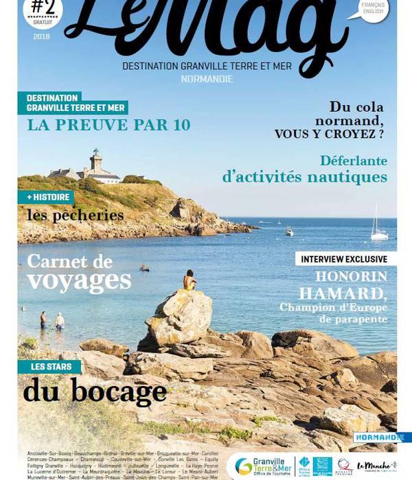 Mag 2 destination Normandie manche vacances