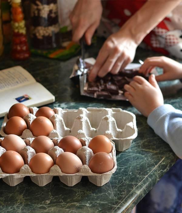 Week-end de Pâques : une bonne occasion de cuisiner local