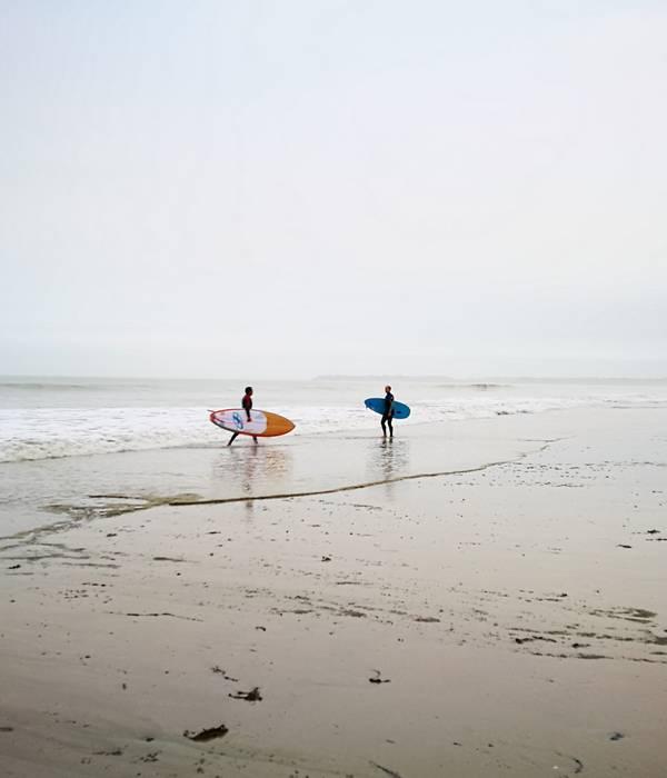 Surf session !