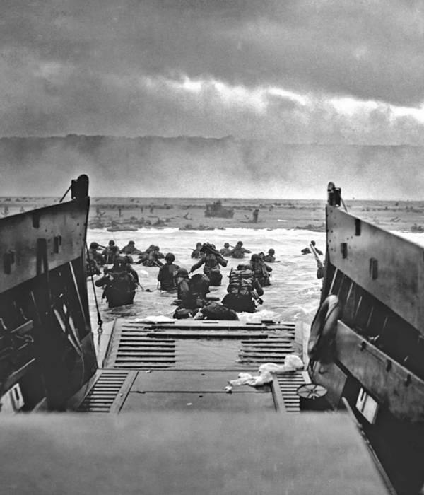 Ils débarquent - l'expo évènement sur le D-Day