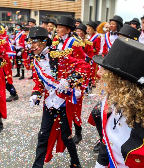La Carnaval reste présent dans Granville