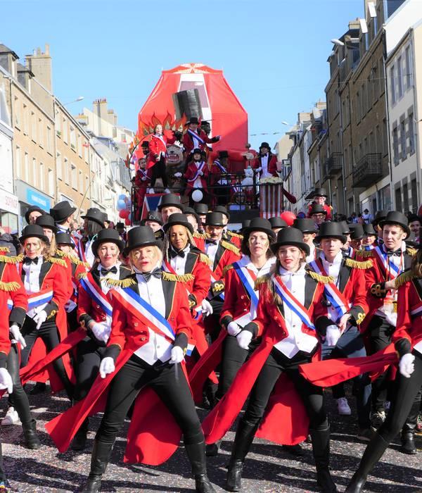 Carnaval de Granville : retour en images !