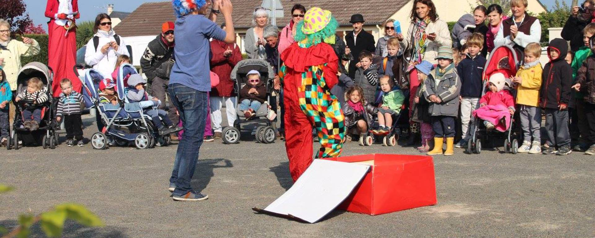 Devenir artiste de cirque