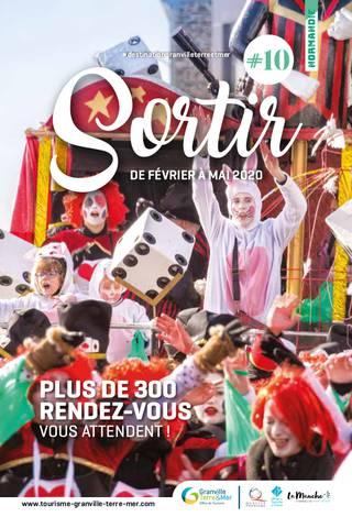 carnaval programme agenda granville