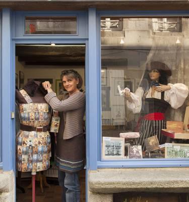 Galerie rue des juifs granville