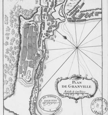 La haute ville balade autour des remparts de granville destination granville terre et mer - Office du tourisme de granville ...