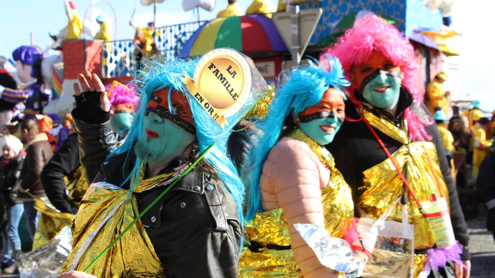 Carnaval de Granville 2017 - Cavalcade du Mardi