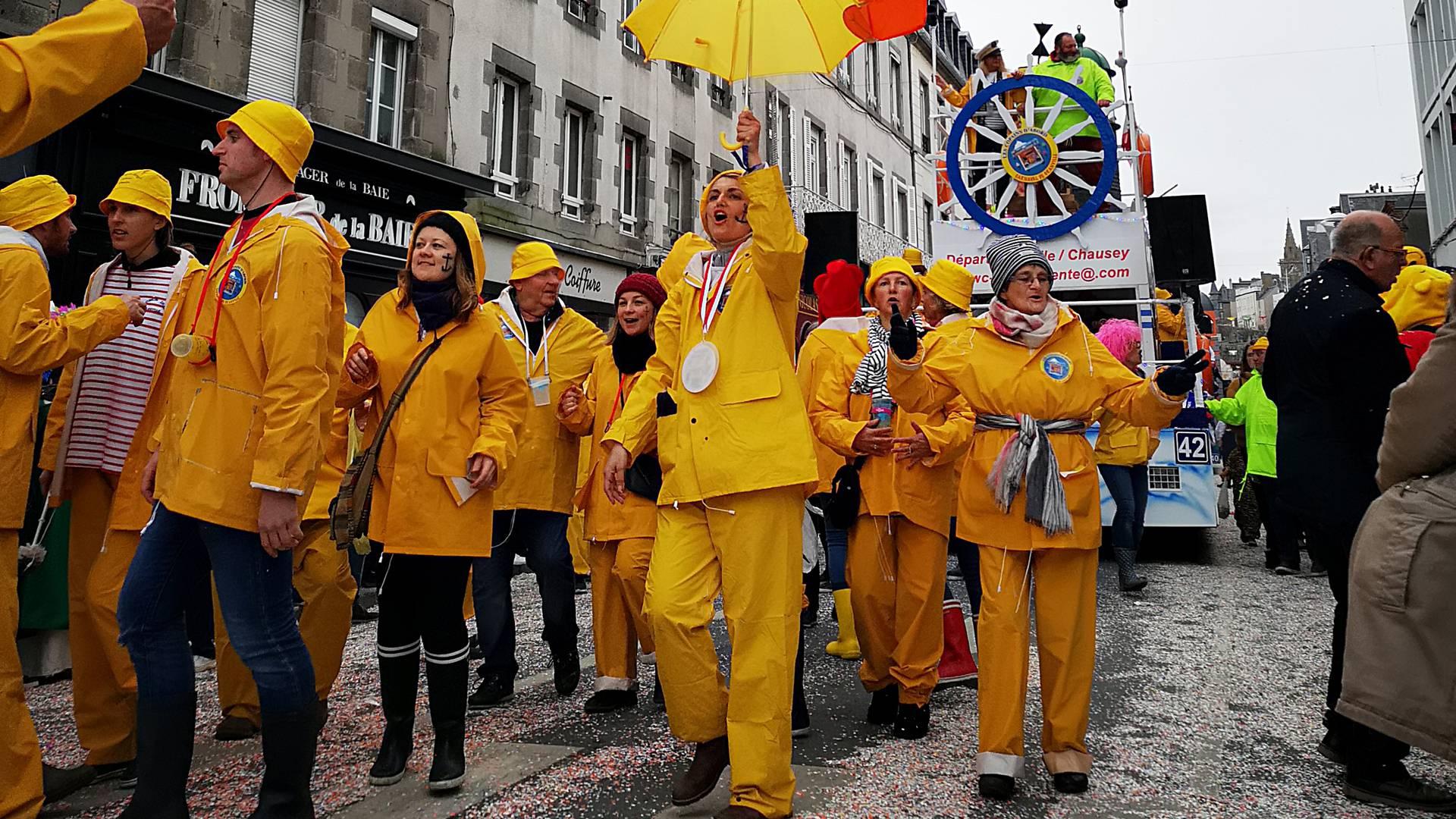 carnaval granville france