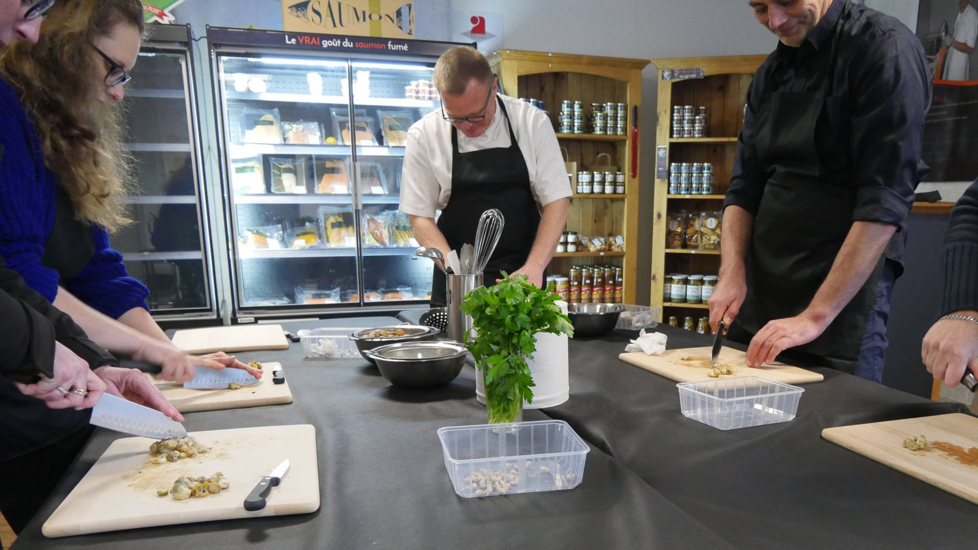 bulot granville recette cuisine