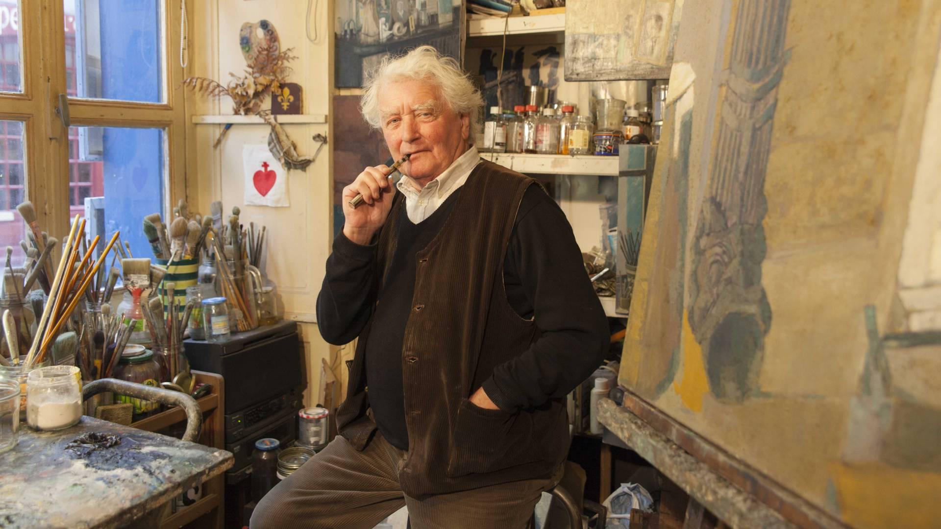 Artistes Granville rue des Juifs Manche Normandie