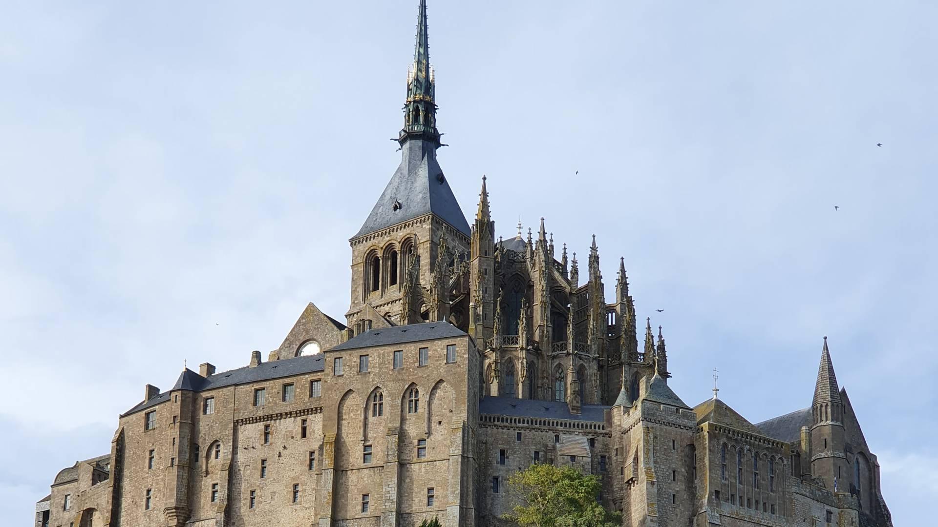 mont-saint-michel - crédit : OTGTM