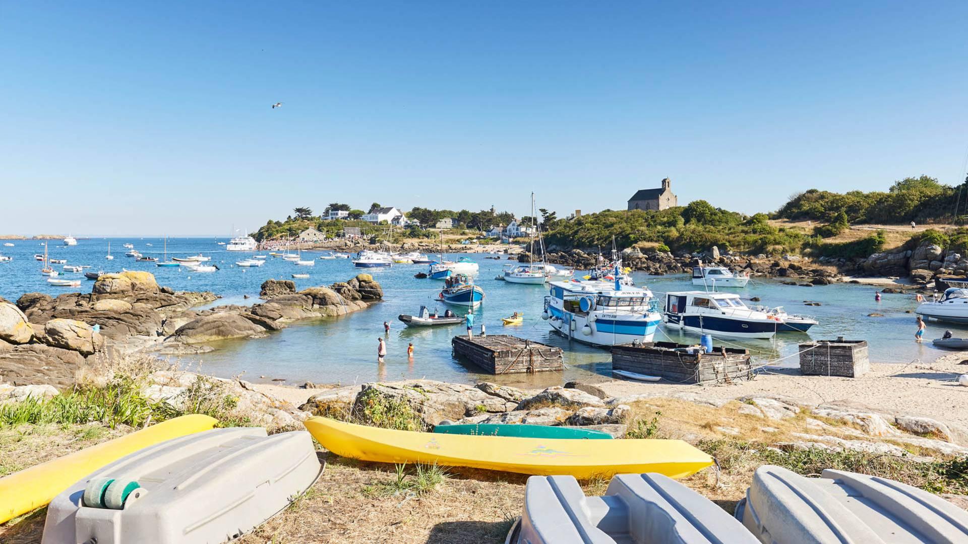 chausey port