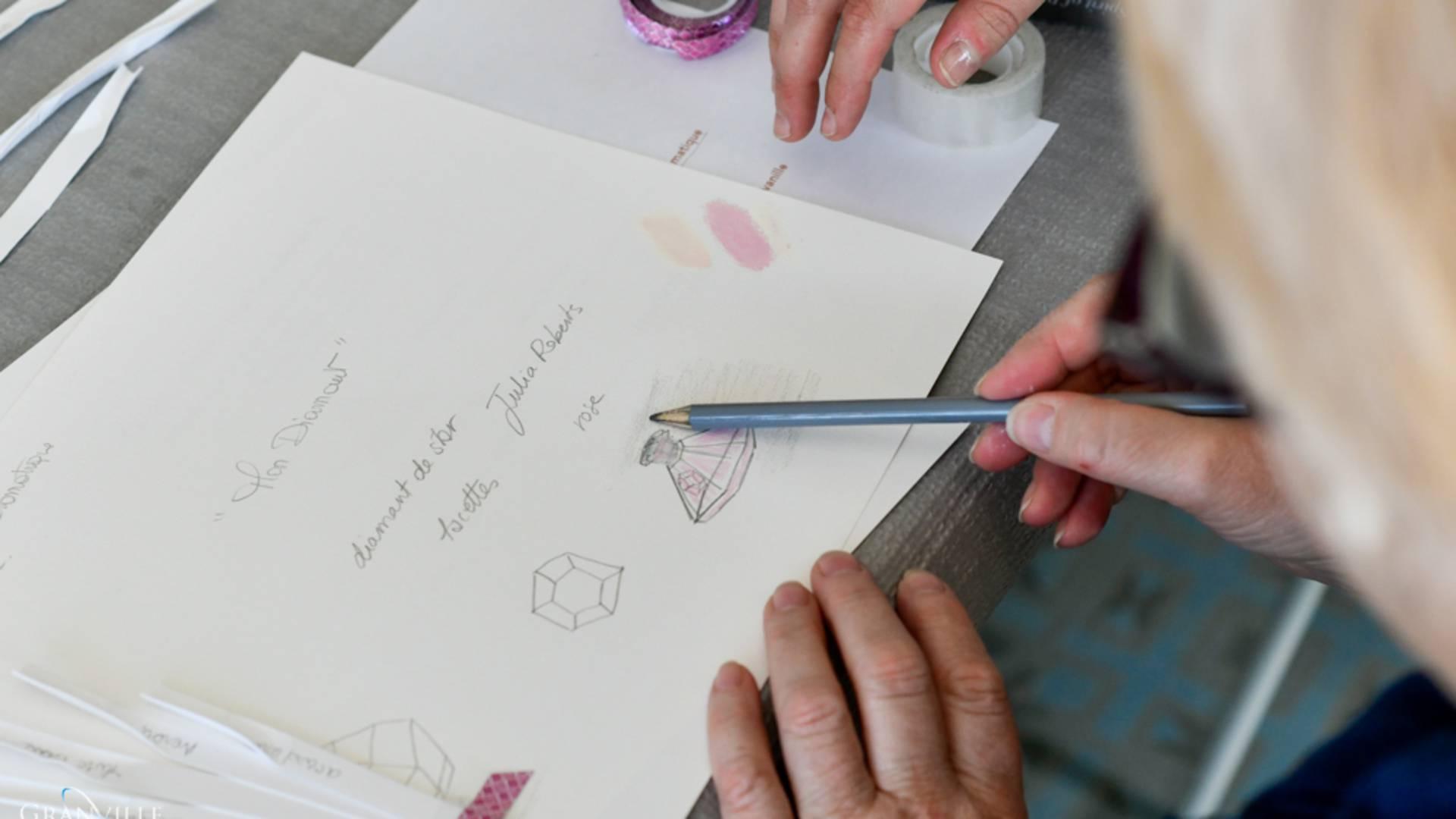 apprenti parfumeur Dior Granville