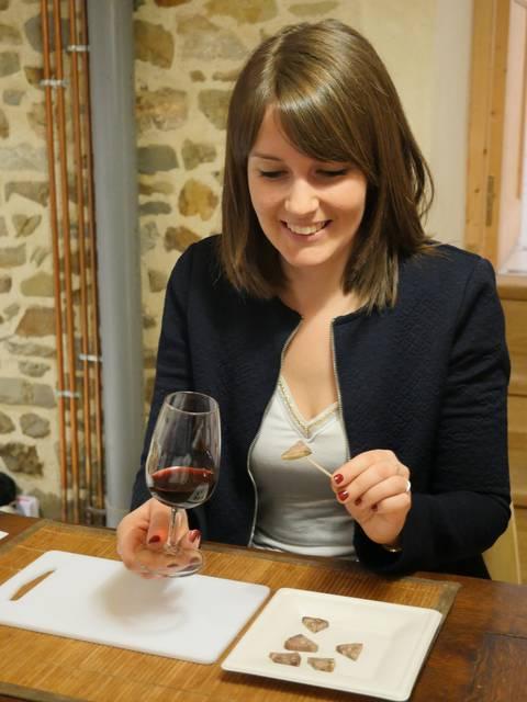 experience degustation vin granville