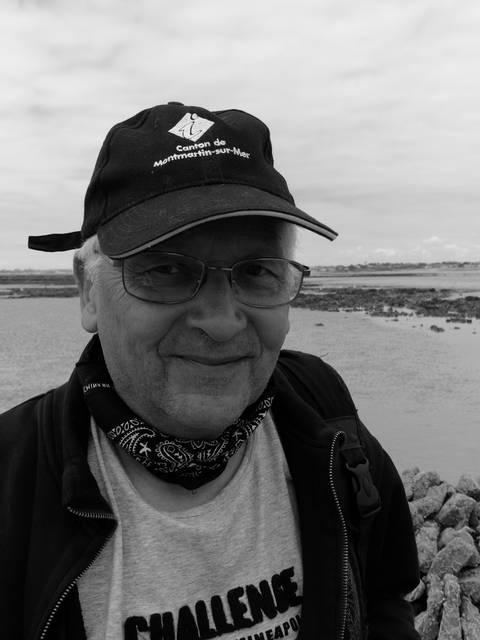 Luc Chatelais, passionné des pêcheries