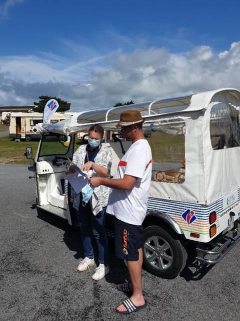 tuktuk Camping
