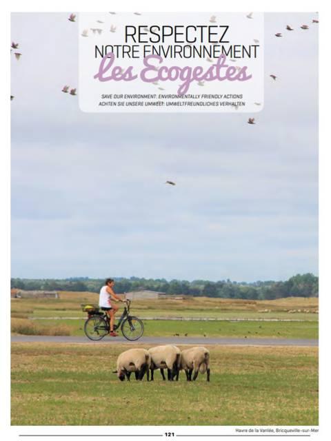 page eco-gestes guide touristique OTIGTM 2019