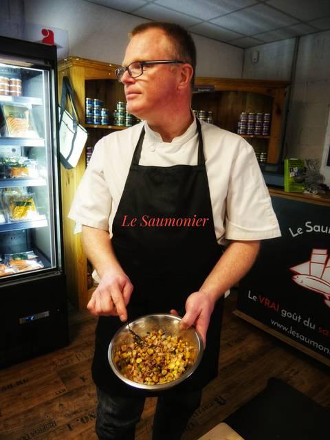 cuisine bulot granville recette