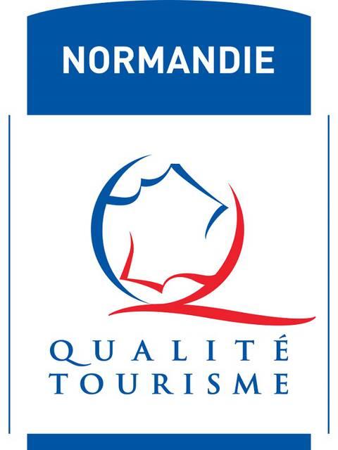 Logo Marque Qualité Tourisme Normandie Manche