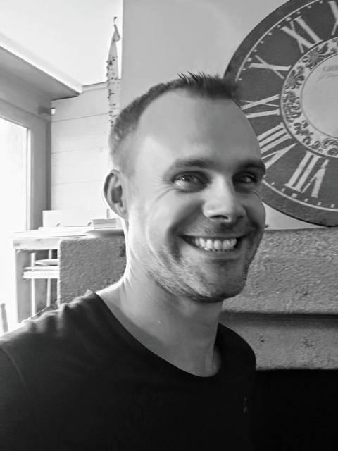 Damien GOUDEL, chef-cuisinier à la Grange de Tom à Champeaux