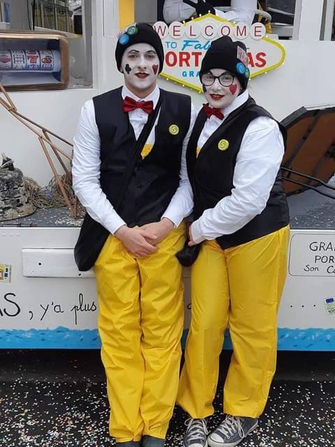 Couple Carnaval