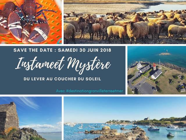 Invitation Instameet Mystère