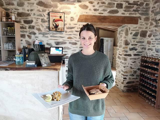 Restaurant les Tables Granville ferme produits fermiers famille