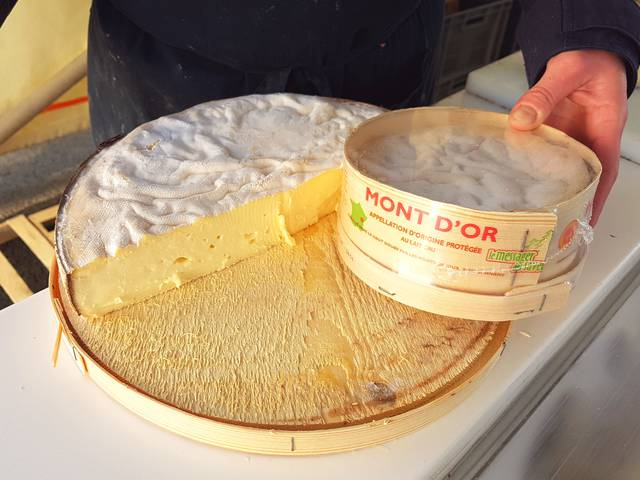 Fromage, Mont d'Or