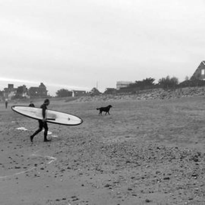 Plage et surf