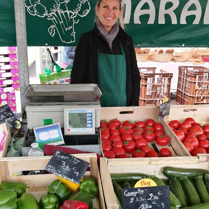 Les légumes de Sylvie