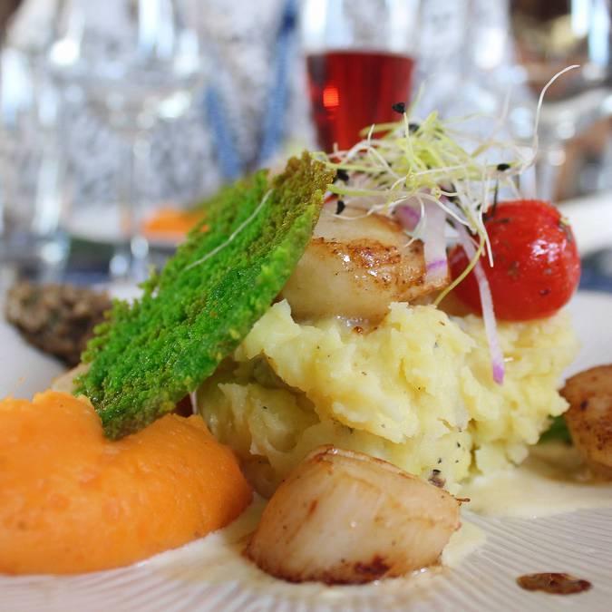 La Grange de tom Champeaux Granville restaurant