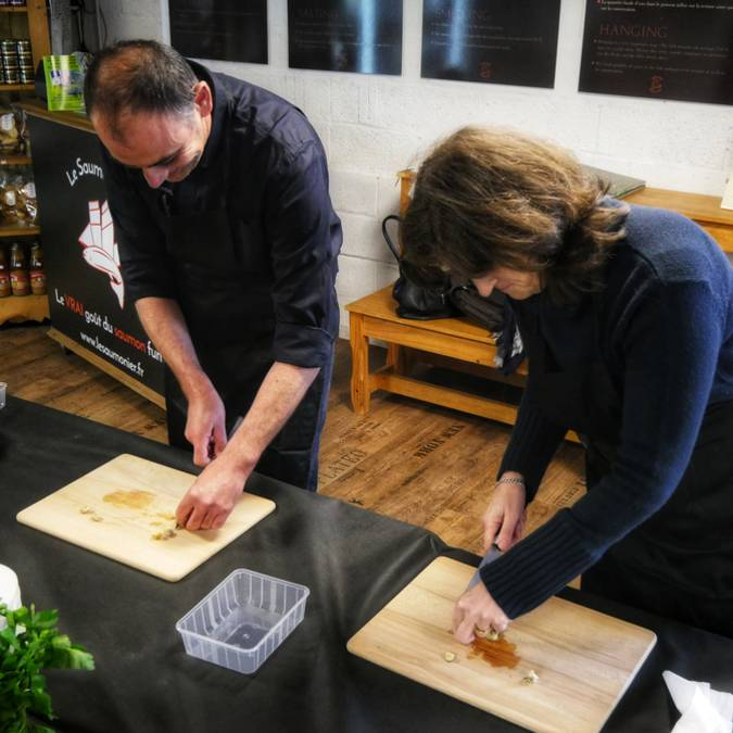 bulot cuisine granville recette