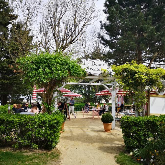 La Bonne aventure Granville Dior Jardin