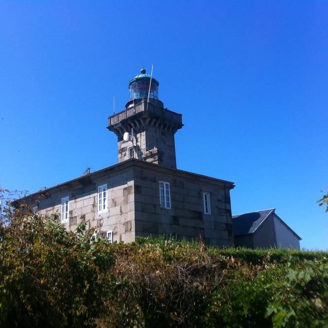 Le phare de Chausey
