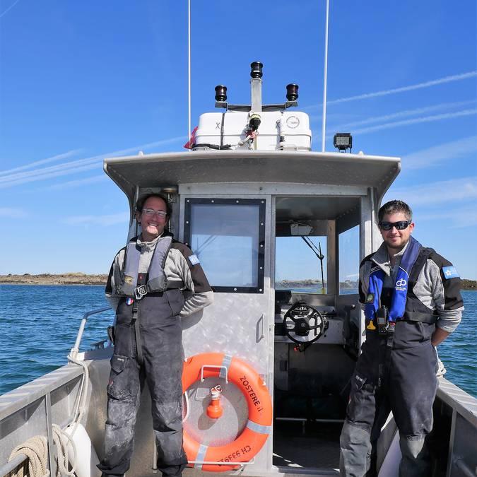 gardes du littoral SYMEL chausey protection archipel