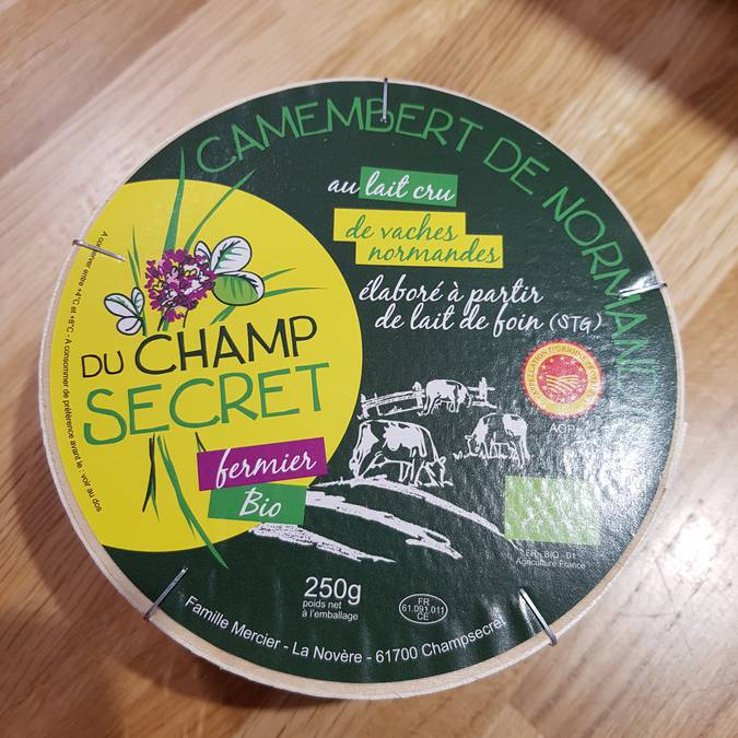 Mercier camembert