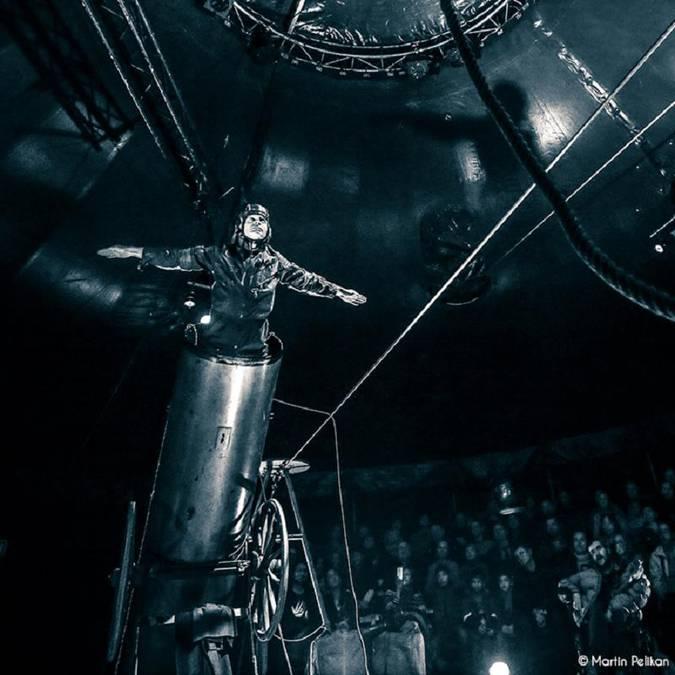 L'Homme Cirque - © David Dimitri