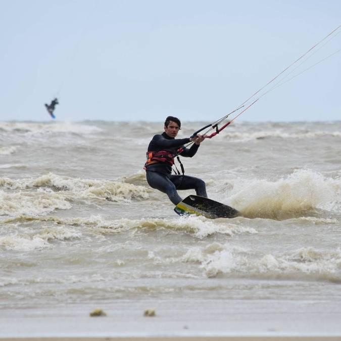 Martin Louchart Kite-surf